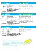 Ferienprogramm 2017 Rennsteigregion im Frankenwald - Seite 7
