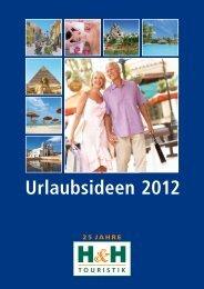 HHTOURISTIK Urlaubsideen So12