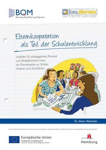Elternkooperation als Teil der Schulentwicklung