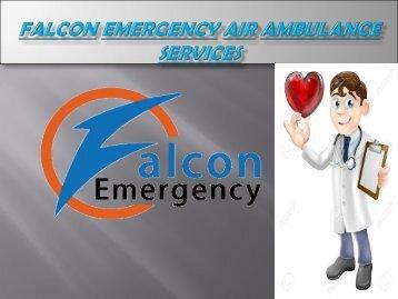 Quick Shifting by Air Ambulance Service in Varanasi and Vellore