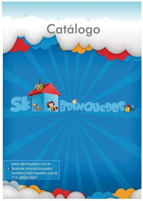 Catalogo SK Brinquedos