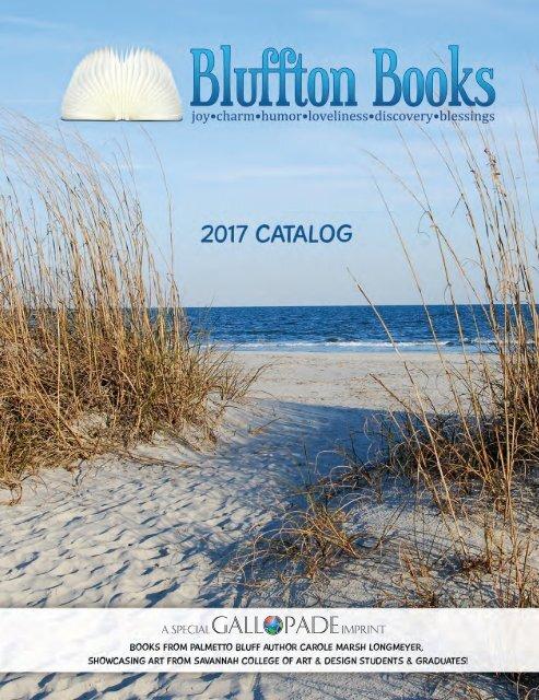 Bluffton Books 2017 Catalog