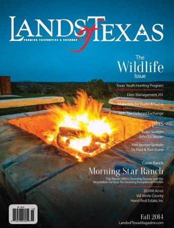 Texas LAND Fall 2014