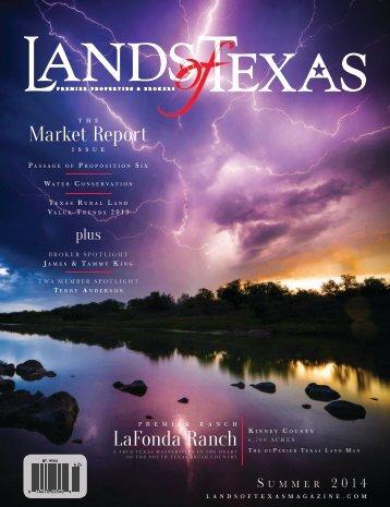 Texas LAND Summer 2014