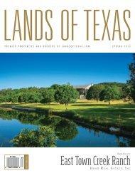 Texas LAND Spring 2013