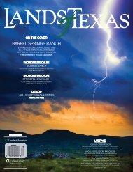 Texas LAND Winter 2015