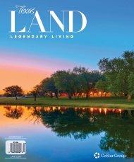 Texas LAND Summer 2017