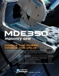 MDE350 Flyer with List Price 08-13-14