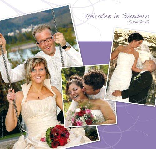 Heiraten in Sundern