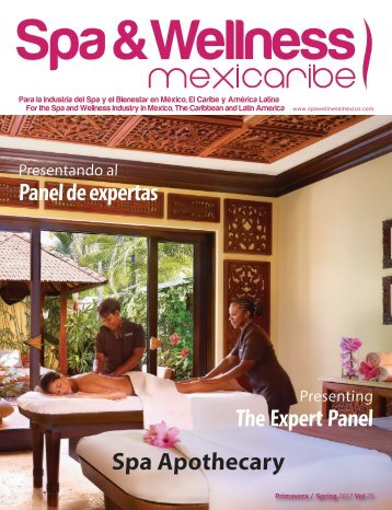 Spa & Wellness MexiCaribe 25, Primavera 2017