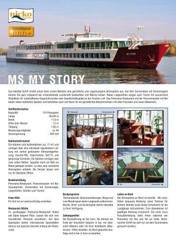 MS MY SToRY - Anni Krug Senioren Service