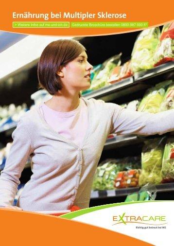 Ernährung bei Multipler Sklerose (MS)