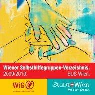 Wiener Selbsthilfegruppen-Verzeichnis. - Mitarbeit und ...