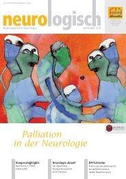 Palliation in der Neurologie - Österreichische Gesellschaft für ...