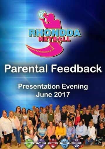 Parental Feedback Document for Website (1)