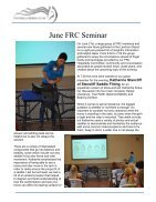 July 2017 FRC Member Newsletter  - Page 7