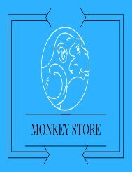 Catalogo de Productos Monkey Store