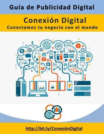 Guía de Publicidad y Catálogo de Conexión Digital 2017