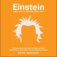 Einstein & The Planning Day Guy For Accountants