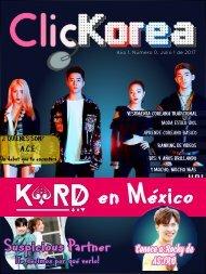 ClicKorea no. 0 - Julio 2017