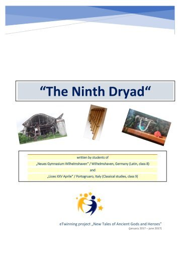 ebook 'The ninth dryad'