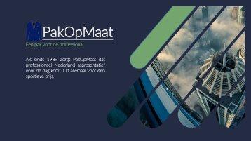 PakOpMaat Catalogus 2017