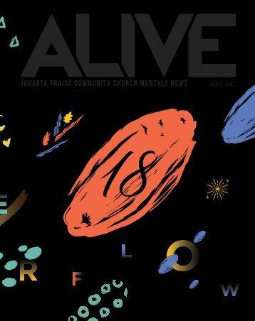 JPCC Alive July 2017