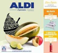 Folleto ALDI hasta 9 de Julio 2017