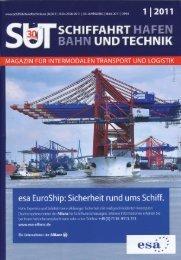 SCHIFFAHRT HAFEN BAHN UND TECHNIK - Lifetime Technologies
