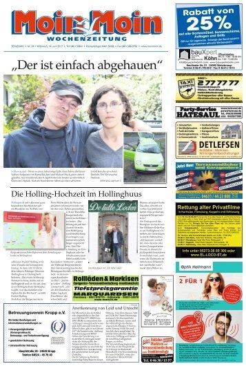 MoinMoin Schleswig 24 2017
