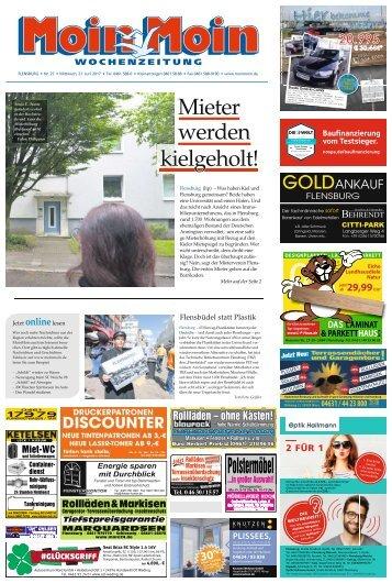 MoinMoin Flensburg 25 2017