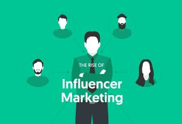 Influencer Marketing's Growth Rate [INFOGRAPHIC]