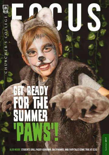 focus summer 2017