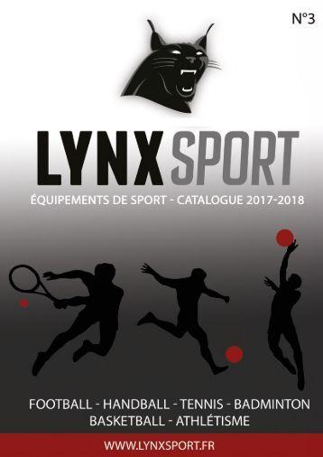 CATALOGUE lynxsport BD