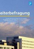 Auskunft für Zukunft - Georg-August-Universität Göttingen - Seite 5