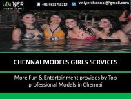 Exclusive Chenani escorts Service-  Viniyer