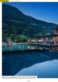 Neu Golf Lodge Andreus***** - small & luxury Resort in the Alps bei Meran - Page 4