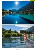 Neu Golf Lodge Andreus***** - small & luxury Resort in the Alps bei Meran - Page 7