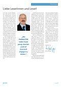 Die PLURAL-Unternehmenszeitschrift - Plural servicepool GmbH - Seite 3