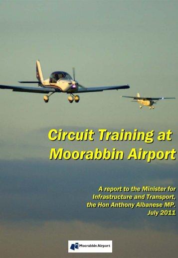 Circuit Training at Moorabbin Airport Circuit Training at Moorabbin ...