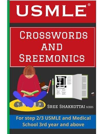 USMLE Crosswords and Sreemonics