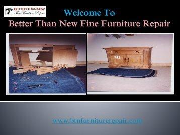 Best Furniture Repair Chandler