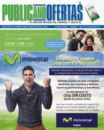 PUBLICANDO OFERTAS 1 julio 2017