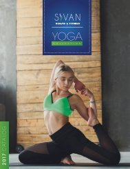 Sivan Health & Fitness - Yoga Catalog