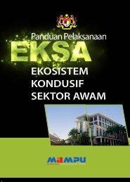 Panduan Pelaksanaan EKSA (MAMPU)
