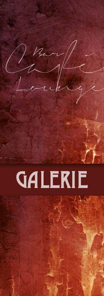 Speisekarte Galerie Mainburg