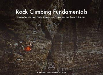 Rock Climbing Fundamentals