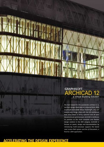 inside archicad - Graphisoft