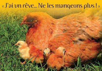 Carte sentience poules