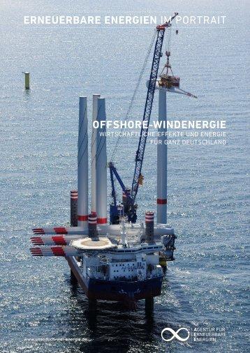 Offshore-Windenergie - Wirtschaftliche Effekte und Energie für ganz Deutschland